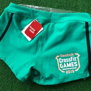 Reebok Crossfit Chase Booty Shorts